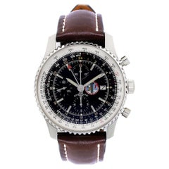 Breitling Navitimer A24322 Limited Edition Men's Automatic Watch Black Dial