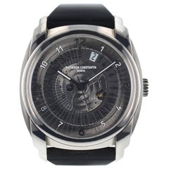 Vacheron Constantin Quai de L'Ile Date Limited 100 Pieces Watch 86050/000M-9343