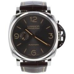 Panerai Luminor Due 3 Days Steel Automatic Automatic Watch PAM00739 PAM 739