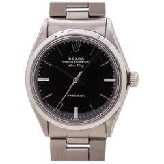 Rolex Stainless Steel Oyster Perpetual Airking Ref 5500, circa 1972