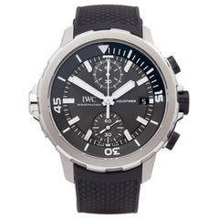 IWC Aquatimer Shark Edition Stainless Steel IW379506