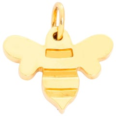 Tiffany & Co. Yellow Gold Bee Charm