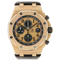 Audemars Piguet Offshore Rose Gold Watch 26470OR.OO.A002CR.01
