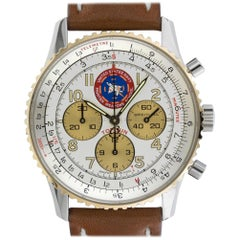 Breitling D30022 Navitimer Top Gun Limited Edition Swiss Automatic Chronograph