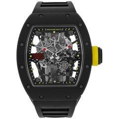 Richard Mille Rafael Nadal TZP Ceramic NTPT Carbon Watch RM035
