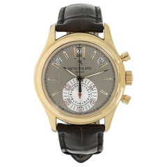 Patek Philippe Complications Annual Calendar Chronograph Watch 5960R-001