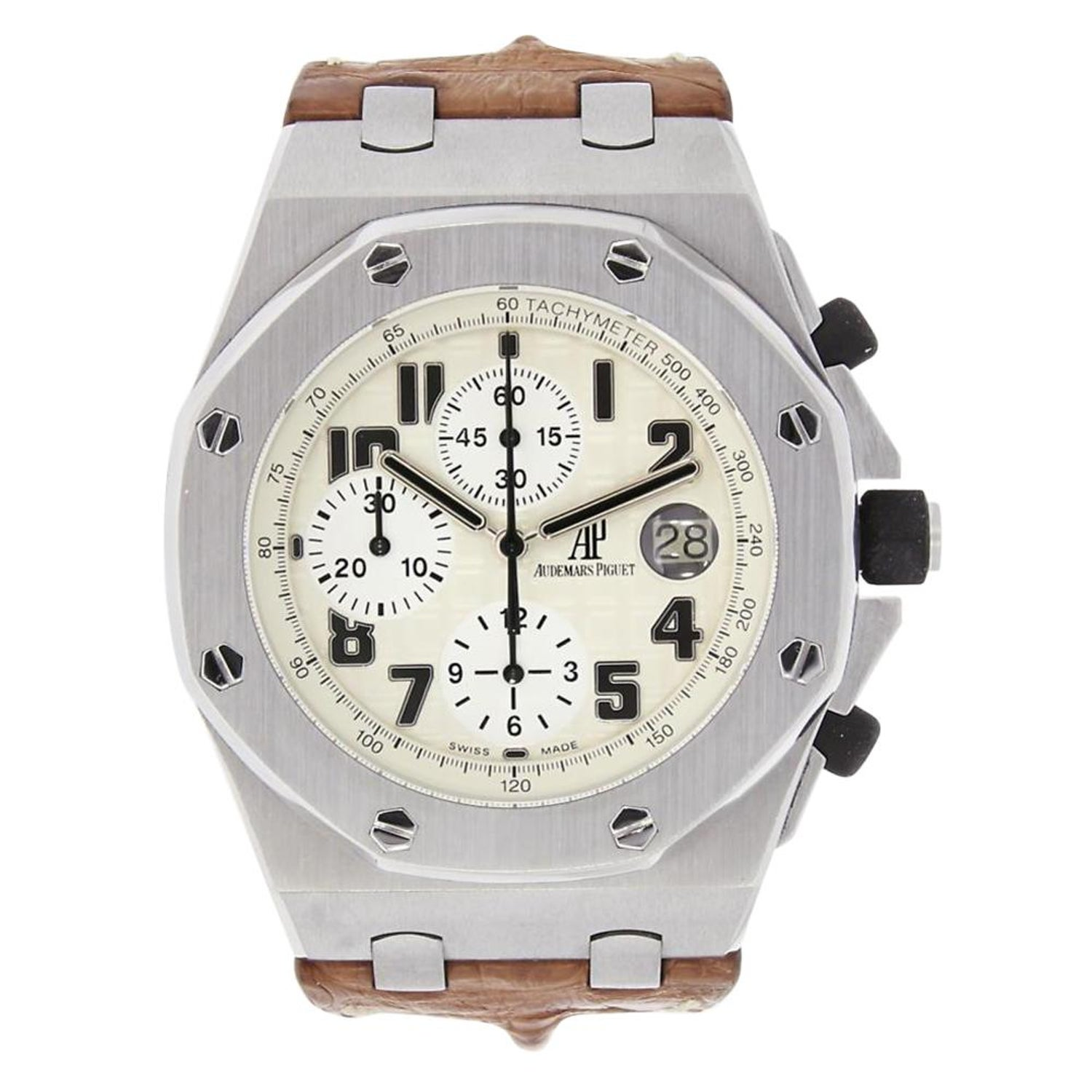 Audemars Piguet Royal Oak Chronograph Safari Watch 26170st Oo D091cr 01