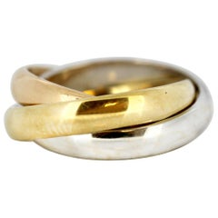 Cartier Trinity Ring, France, circa 1990s