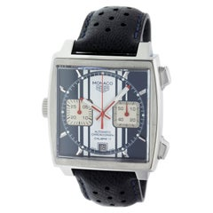 Tag Heuer Monaco Steve McQueen Limited Edition CAW211D.FC6300