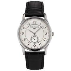 Vintage Patek Philippe Calatrava Ref 5196P-001 Men's Wristwatch