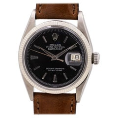 Rolex Oyster Perpetual Date Stainless Steel Ref# 1500, circa 1970