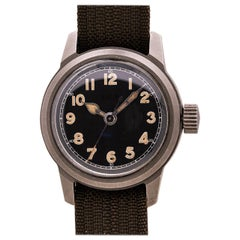 Elgin U.S. Government Issued WWII Era Watch