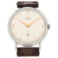Vintage Omega Reference 131.002-64-SC Watch, 1961