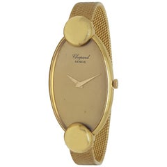 Chopard 18 Karat Yellow Gold Vintage Ladies Watch