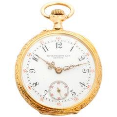 Patek Philippe & Co. Ladies Pocket Watch