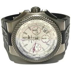 Breitling Bentley GMT Titan Etui Automatische Uhr #EB043335/G80