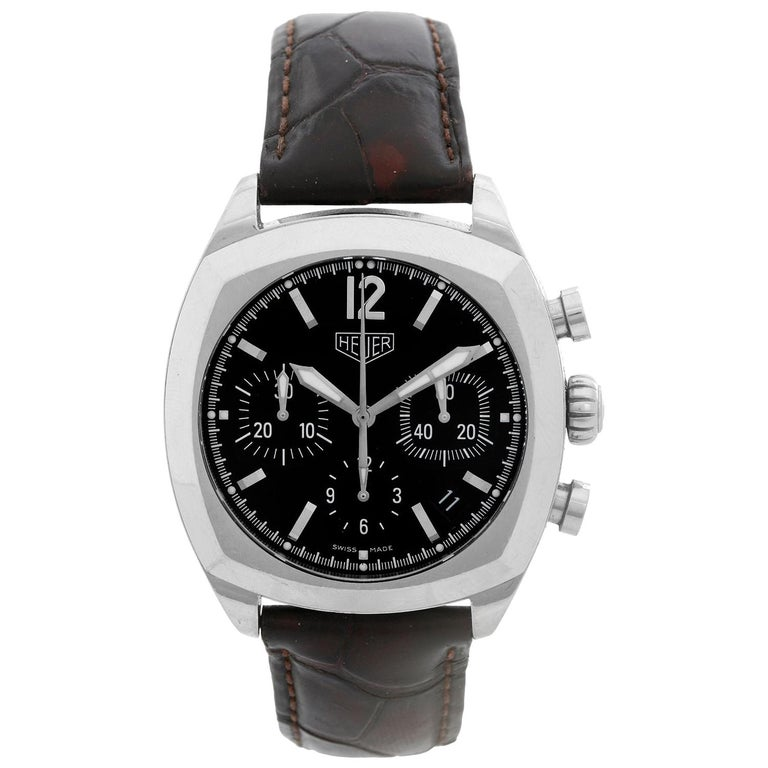 TAG Heuer Monza Stainless Steel Watch CR5110.FC6175 For Sale