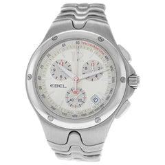 Authentic Men's Ebel Sportwave Sec Chrono, Quartz Watch