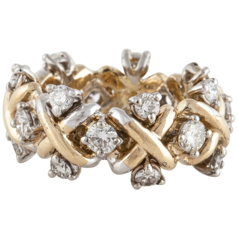 Tiffany & Co. Eternity Band For Sale