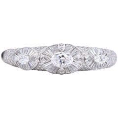 Graff Diamond Bangle Bracelet