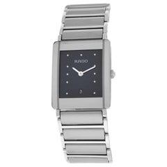 Authentic Ladies Rado Diastar High Tech Ceramic Quartz Watch