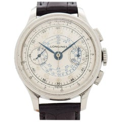 Vintage Longines Chronograph 13ZN Stainless Steel, 1939