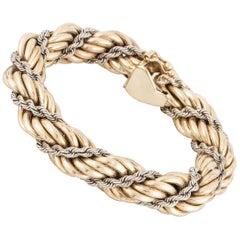 Tiffany & Co. Twisted Rope Bracelet