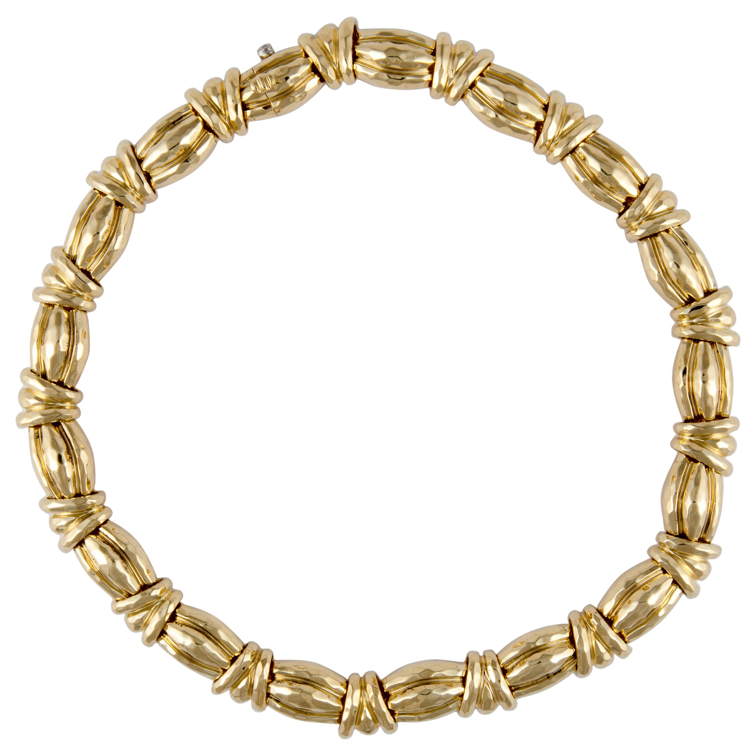 Henry Dunay 18K Yellow Gold Necklace