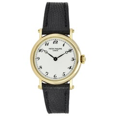 Patek Philippe Ladies Calatrava Wristwatch