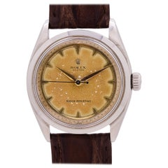 Rolex Stainless Steel Oyster Manual Wind Model, circa 1955