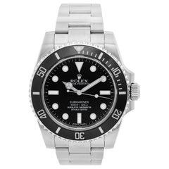 Rolex Submariner Men's Stainless Steel Watch 114060