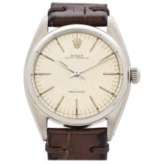 Vintage Rolex Oyster Perpetual Reference 6556 Stainless Steel Watch, 1961
