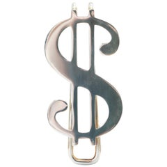 Tiffany & Co. Dollar Sign Money Clip