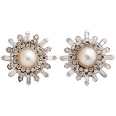 Van Cleef & Arpels Pearl Earrings