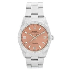 Rolex Air King Stainless Steel Men's Watch 14010