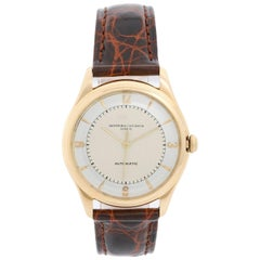 Vintage Vacheron Constantin 18 Karat Gold Men's Watch - Self-Winding / Automatic