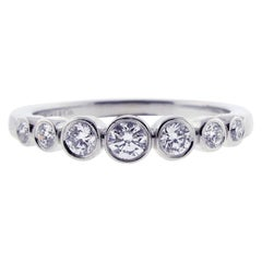 Tiffany & Co. Diamond Jazz Band Ring