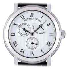 Audemars Piguet Jules White Gold 25955BC.OO.D002CR.01 Manual Wind Wristwatch