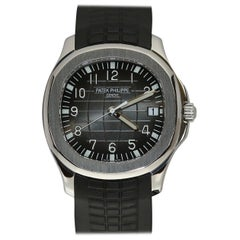 Patek Philippe Aquanaut Stainless Steel Ref 5167A-001 with Certificate of Origin