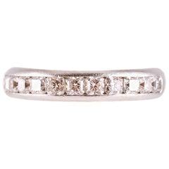 "Tiffany & Co. 0.55 Carat Diamond Ring ""Lucida Collection"""