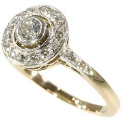 Atemberaubende Vintage Art-Deco-Diamant-Verlobungsring, 1920er Jahre