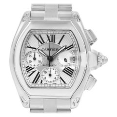 Cartier Roadster XL Chronograph Automatic Men's Watch W62019X6