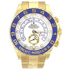 Rolex 116688 Yacht-Master II White Dial Watch