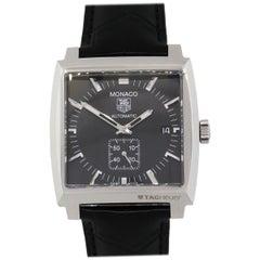 TAG Heuer WW2110-0 Monaco Wristwatch