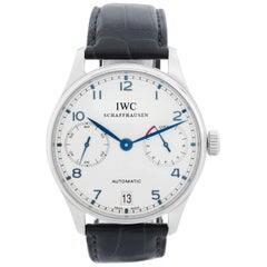 IWC Portugieser Stainless Steel Men's Watch IW500705