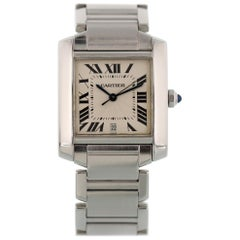 Cartier Tank Francaise 2302 Automatic Watch