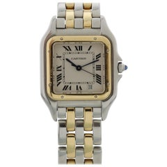 Cartier Panthere Midsize Two-Row Ladies Watch