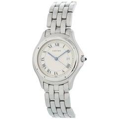 Cartier Cougar 987904 Ladies Watch