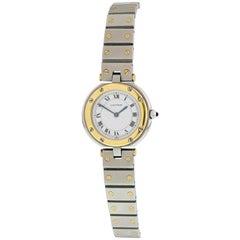 Cartier Santos Ronde Ladies Quartz Watch
