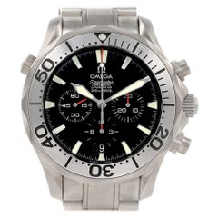 Omega Seamaster 300m Diver Chronograph Titanium Men's Watch 2293.52.00